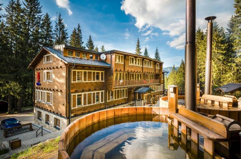 Eko-šport Hotel BJÖRNSON #1