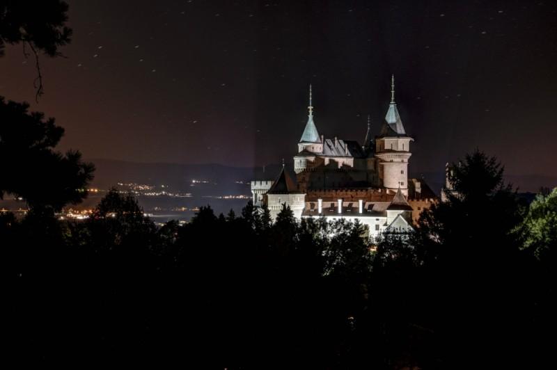 Folklórna chyža vedľa Bojnického zámku #27