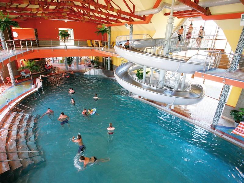 Jesenné prázdniny 2019 vo Vodnom parku Bešeňová so vstupom do bazénov a saunového sveta #7