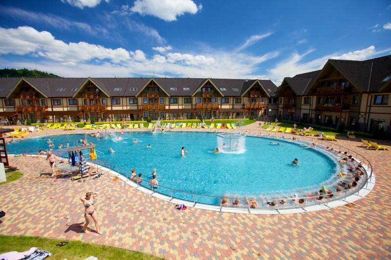 Jesenné prázdniny 2019 vo Vodnom parku Bešeňová so vstupom do bazénov a saunového sveta #5