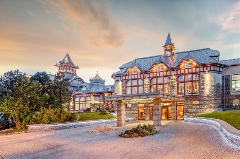 Grand Hotel KEMPINSKI #1