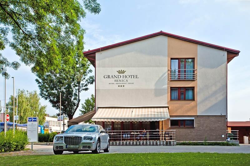 Grand Hotel SENICA #1