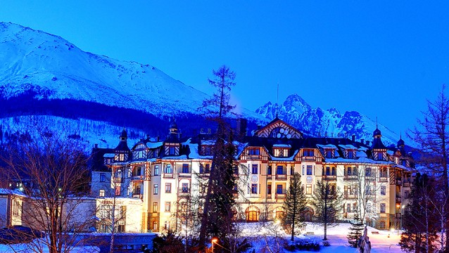 Christmas wellness stay in the High Tatras #2