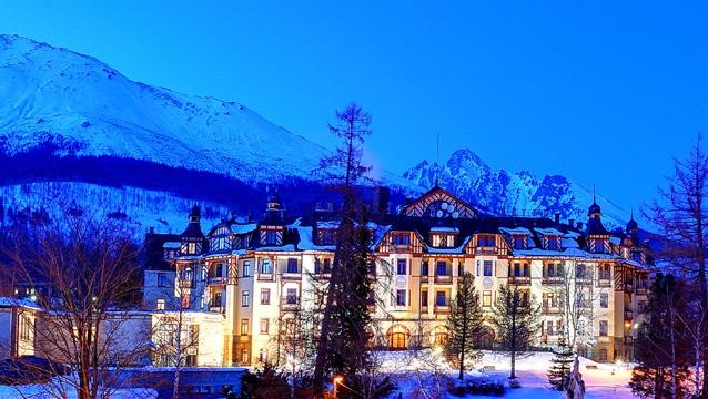 Vianočný pobyt vo Vysokých Tatrách so vstupom do wellness #2