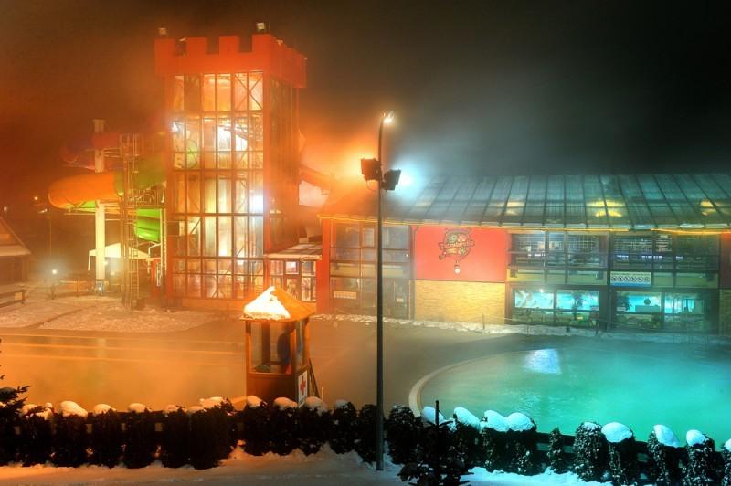 Vianoce 2019 v Aquaparku Tatralandia #16