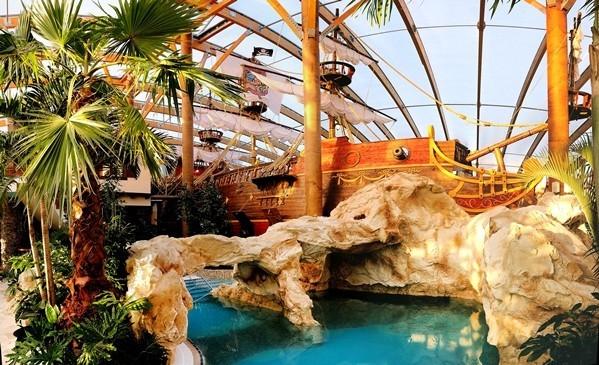 Vianoce 2019 v Aquaparku Tatralandia #17