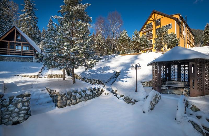 Silvestrovský pobyt v Račkové dolině #29