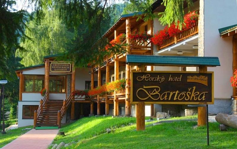 Horský hotel BARTOŠKA #1
