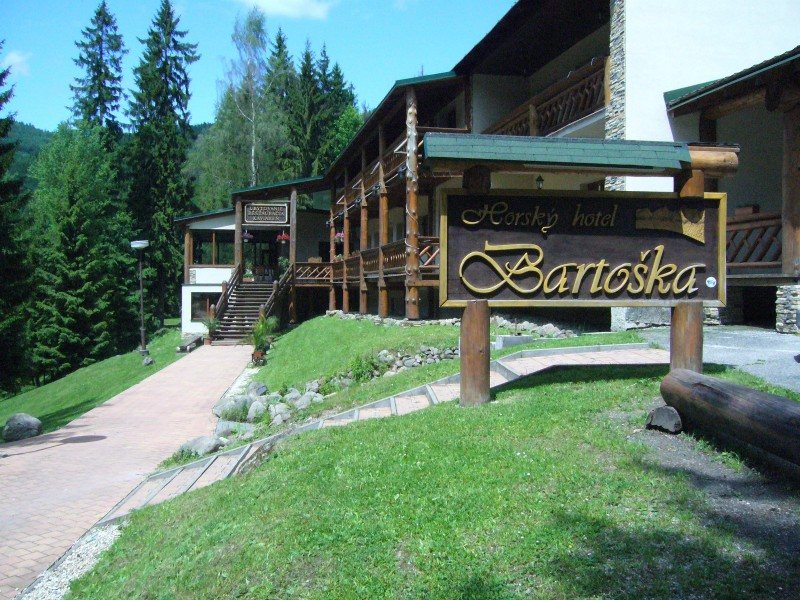 Horský hotel BARTOŠKA #2