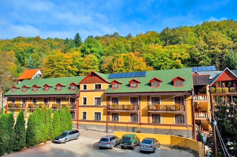 Horský hotel Eva #1