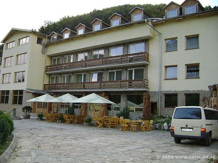 Horský hotel JAVORNÁ #2