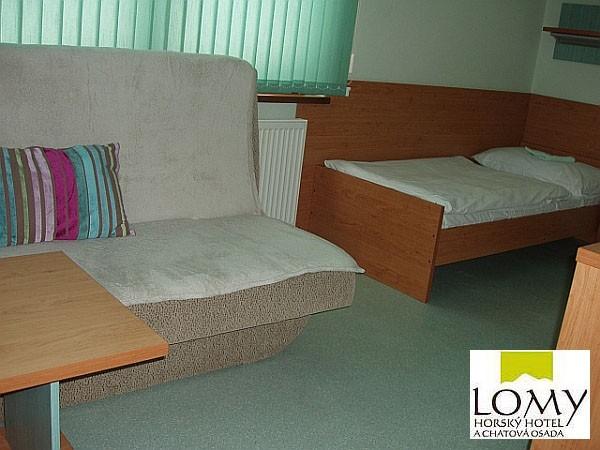 Horský hotel Lomy #2