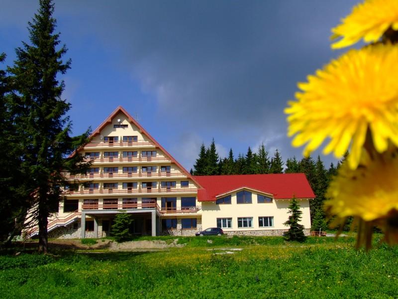 Horský hotel MARTINSKÉ HOLE #5