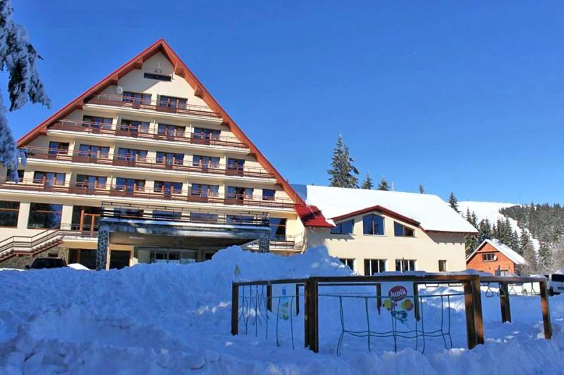 Horský hotel MARTINSKÉ HOLE #1