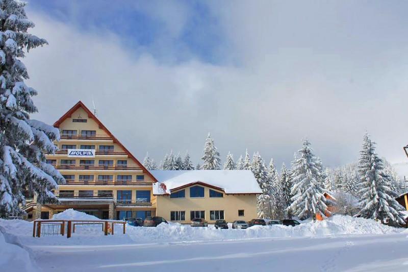 Horský hotel MARTINSKÉ HOLE #3