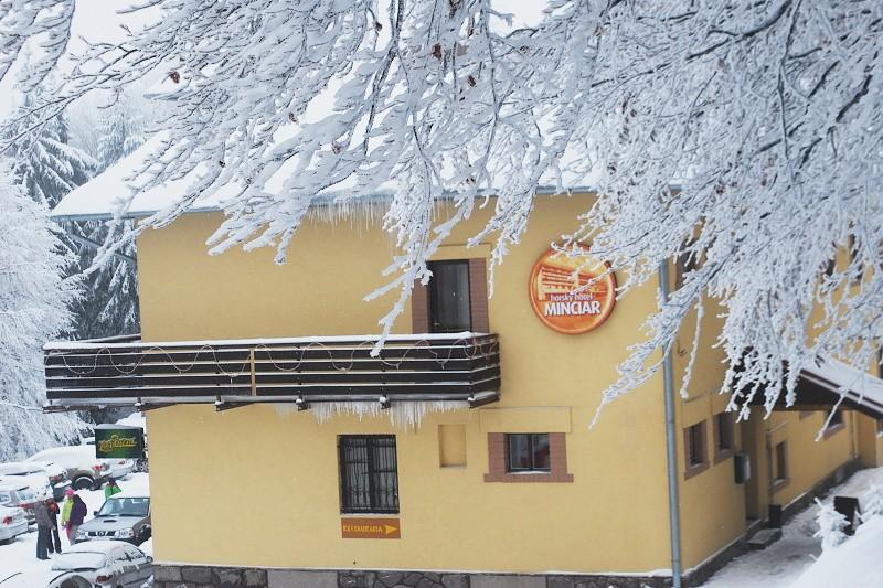 Horský hotel MINCIAR #3
