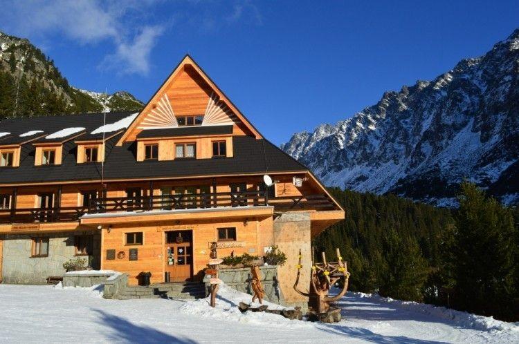 Horský hotel POPRADSKÉ PLESO #34
