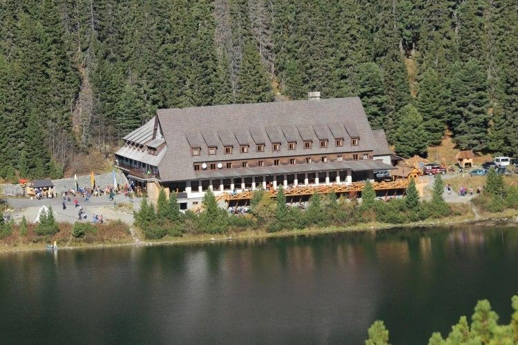 Horský hotel POPRADSKÉ PLESO #1