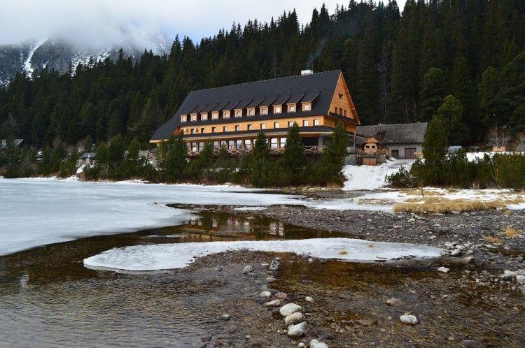 Horský hotel POPRADSKÉ PLESO #38