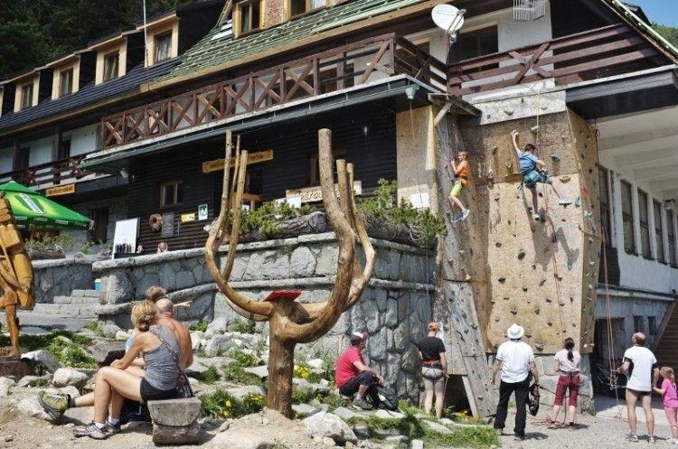 Horský hotel POPRADSKÉ PLESO #61