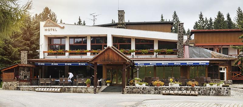 Horský hotel ŠACHTIČKA #3