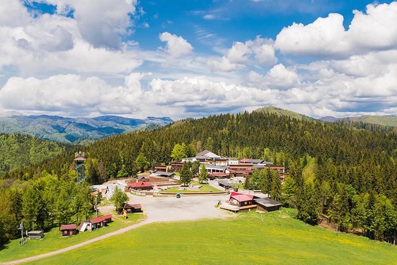Horský hotel ŠACHTIČKA #1