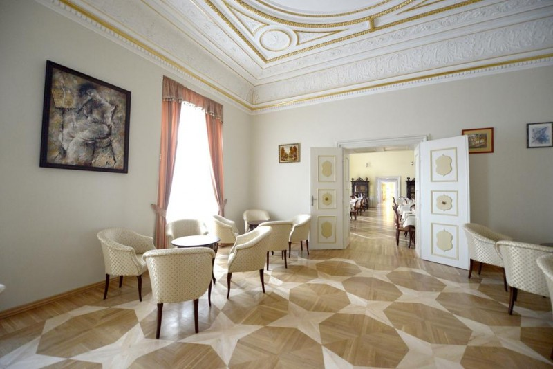 Hotel & Restaurant Gino Park Palace #12