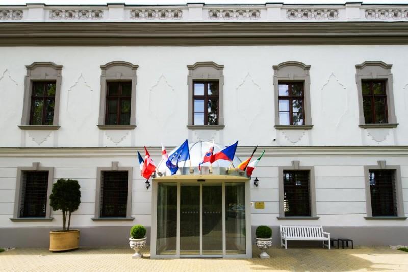 Hotel & Restaurant Gino Park Palace #4