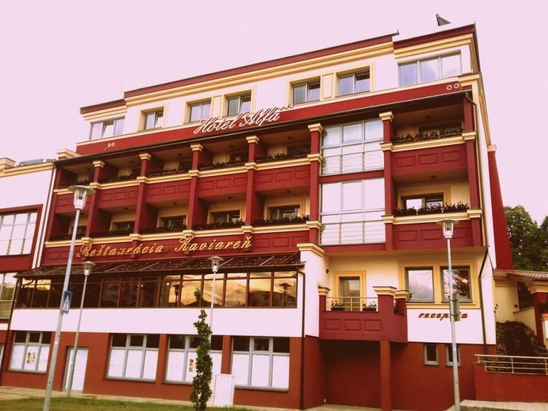 Hotel ALFA #24