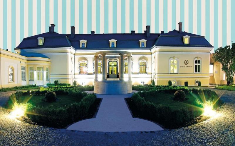 Hotel Amade Chateau #6