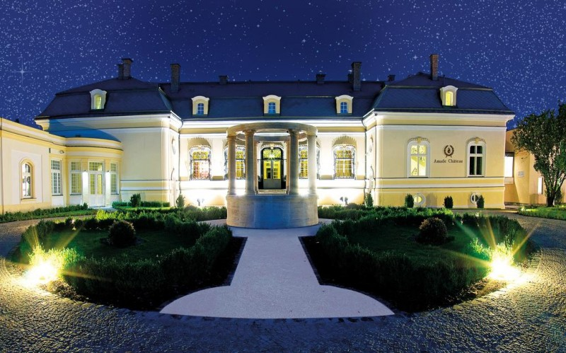 Hotel Amade Chateau #7