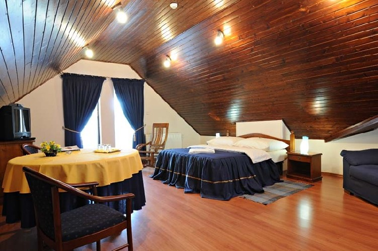 Spring stay in the High Tatras with swimming pool and saunas #8