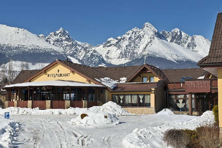 Spring stay in the High Tatras with swimming pool and saunas #4
