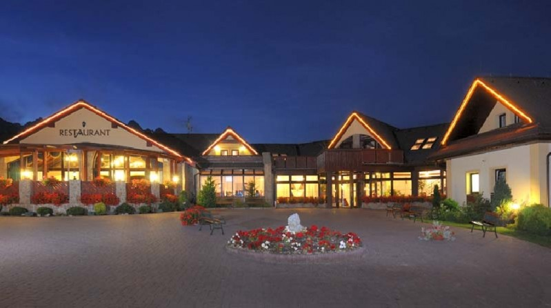Spring stay in the High Tatras with swimming pool and saunas #3