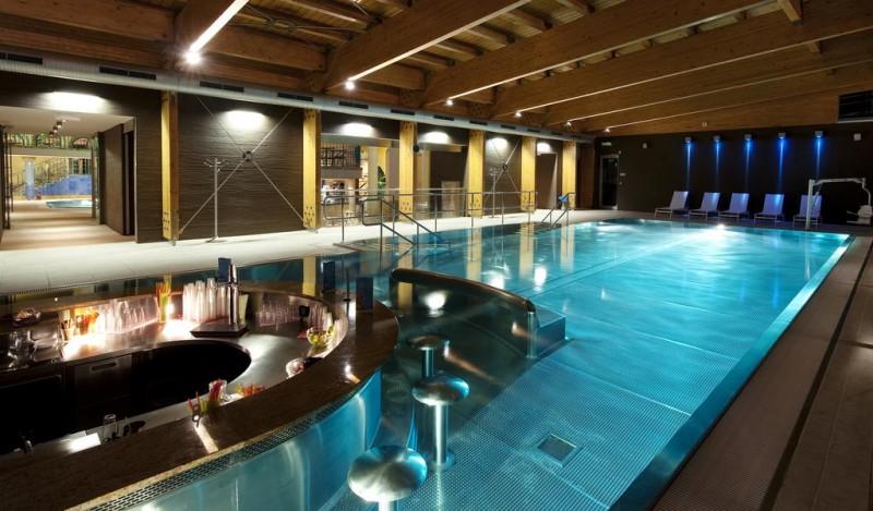 Akciový wellness pobyt v AquaCity (3. noc so zľavou 50%) #35