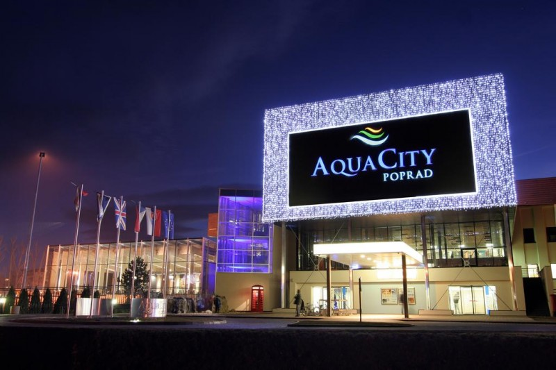 Hotel AquaCity SEASONS #1
