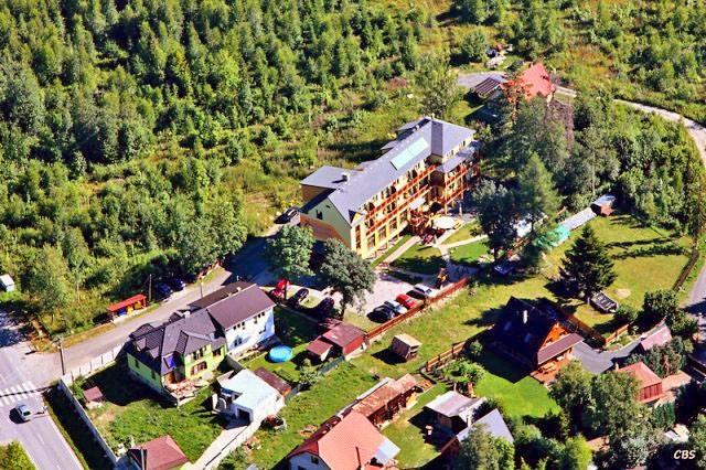 Letný pobyt vo Vysokých Tatrách s vonkajším bazénom, saunami a vírivkou #3