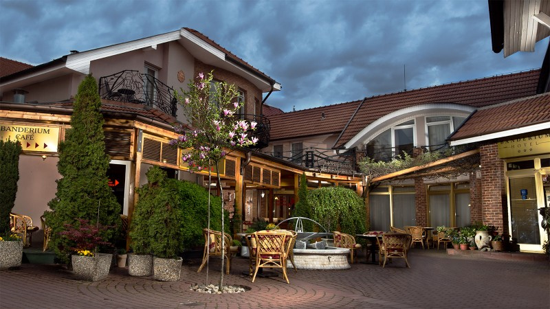 Hotel BANDERIUM #1