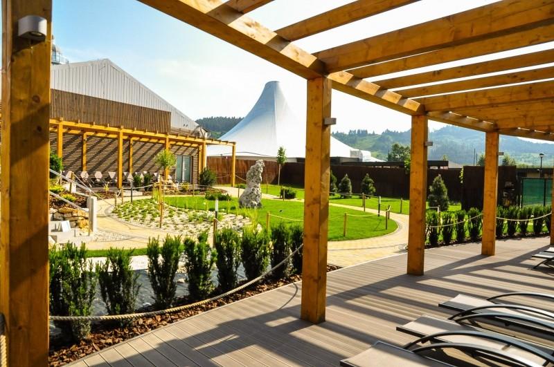 Jesenné prázdniny 2019 vo Vodnom parku Bešeňová so vstupom do bazénov a saunového sveta #34