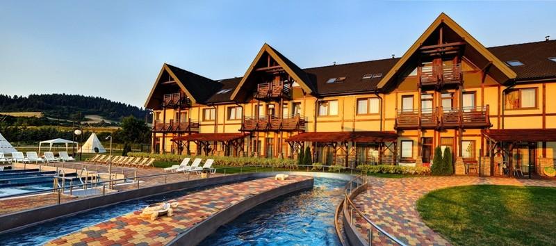 Jesenné prázdniny 2019 vo Vodnom parku Bešeňová so vstupom do bazénov a saunového sveta #36