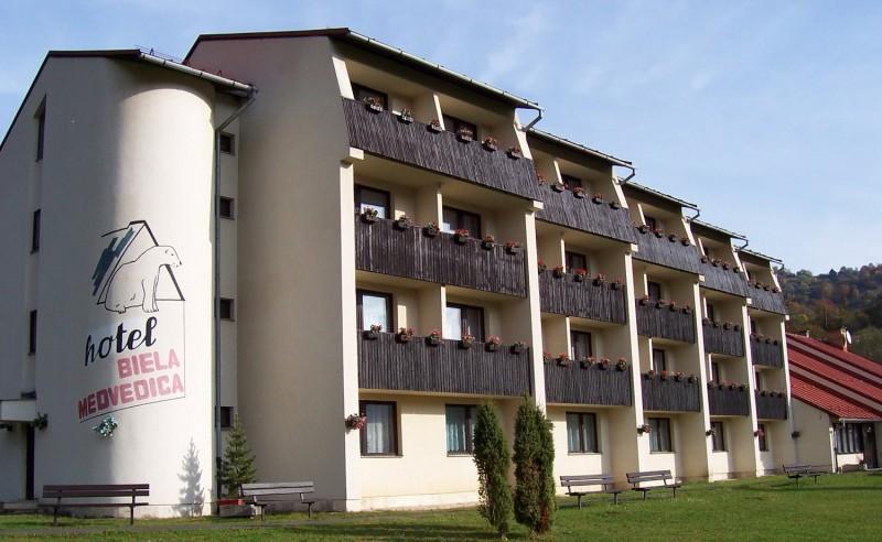 Hotel BIELA MEDVEDICA #1