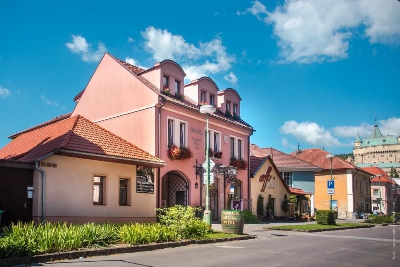 Hotel Bojnický Vínny Dom #2