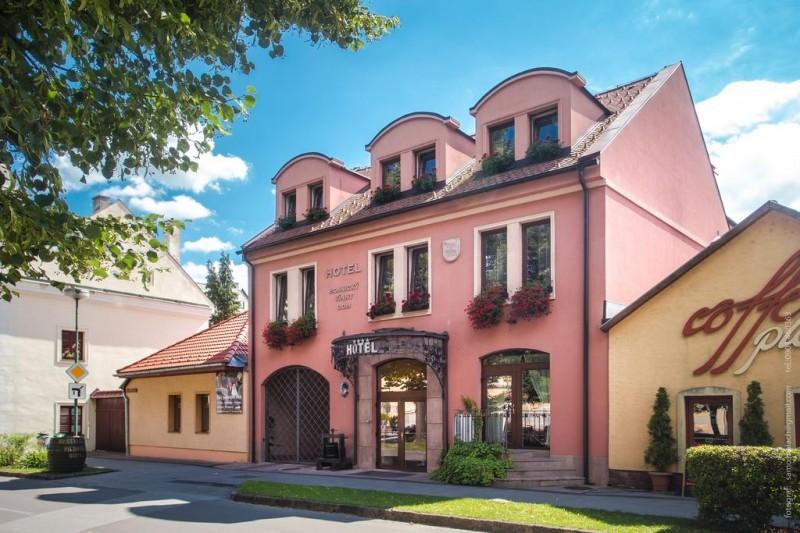 Hotel Bojnický Vínny Dom #1