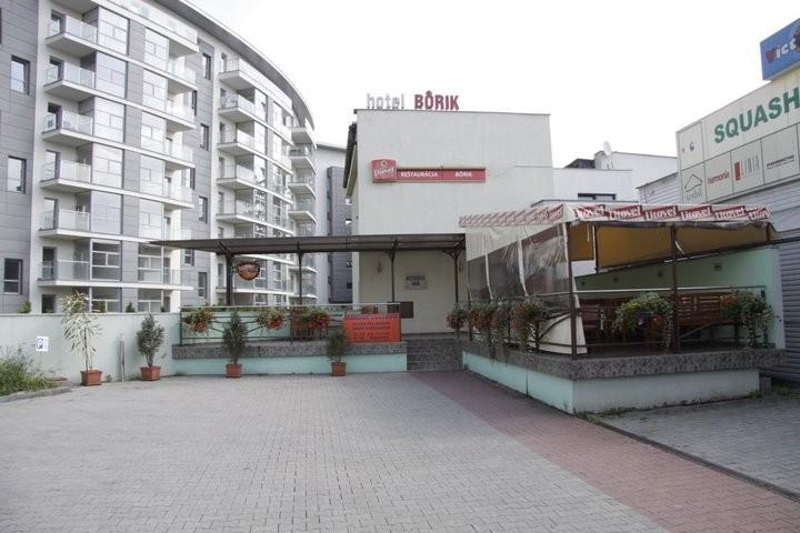Šport Hotel BÔRIK #1