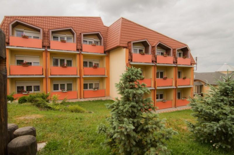 Termální koupaliště Podhájská - Hotel BORINKA  #1