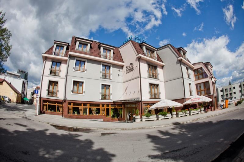 Hotel BOSS #1