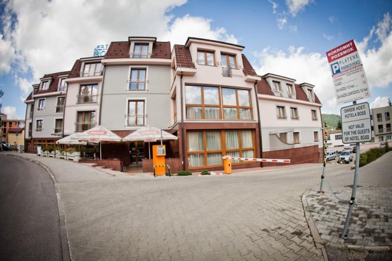 Hotel BOSS #2