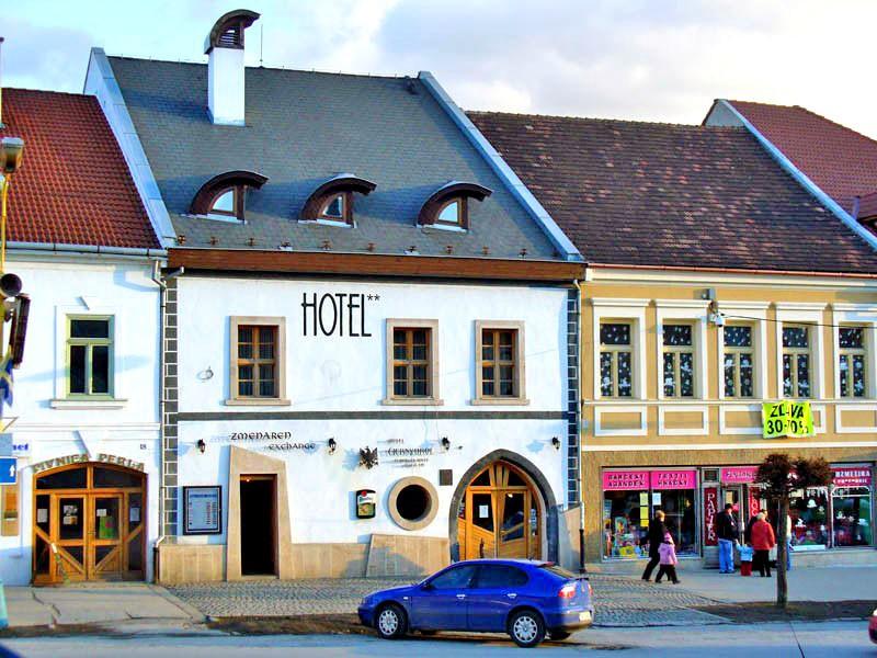Hotel ČIERNY OROL #33