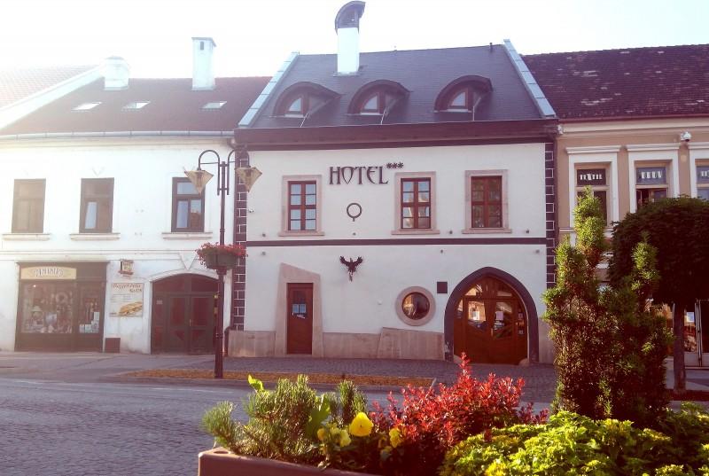 Hotel ČIERNY OROL #1