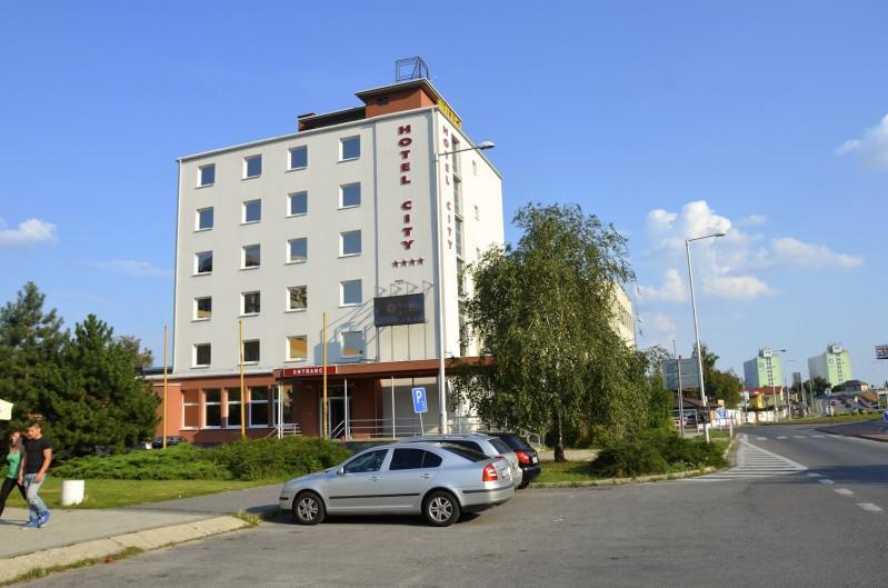 Hotel CITY Galanta #1